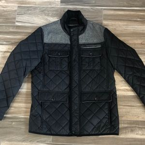Vince Camuto Quilted Jacket Mens Medium